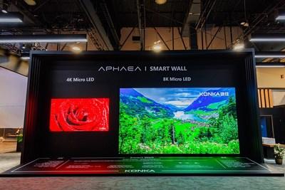 KONKA's APHAEA Smart Wall