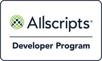 Allscripts logo (PRNewsfoto/MyndYou Inc.)
