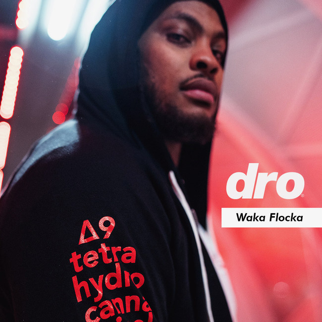 DRO x Waka coming soon