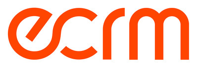 New ECRM Brand Identity Reflects Technology Enabled, High Touch Evolution The company's redesigned identity and logo feature a bold, modern design, while maintaining the recognition it's built over 25 years