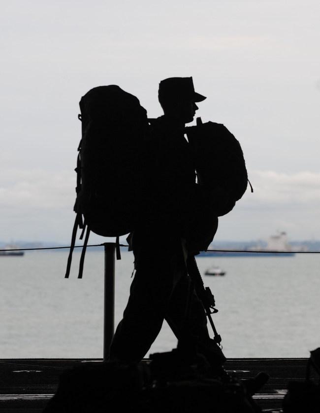 CAP Marines Surrender Was Not An Option