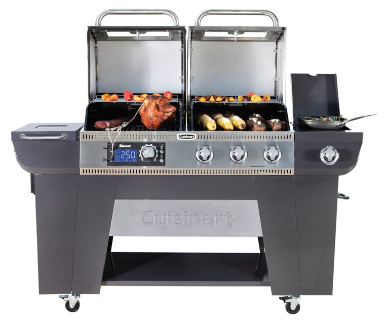 The Fulham Group A Cuisinart Brand Licensee Announces New Pellet Grill Line Designed To Enhance Culinary Creativity While Cooking Outdoors