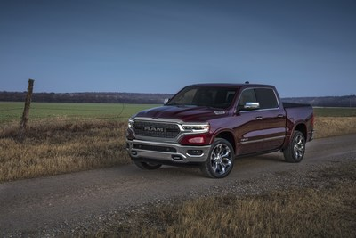Ram 1500 named Luxury Car of the Year by Cars.com
