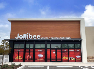 Jollibee Pinellas Park located at 4057 Park Boulevard North, Pinellas Park, FL 33781 opens Friday, January 17. (Photo credit: Jollibee)