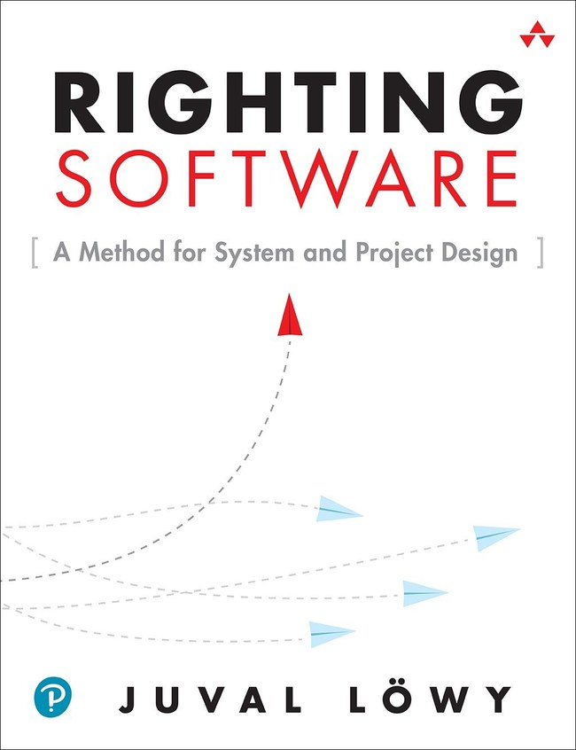 Righting Software by Juval Lowy. Available on amazon.com.