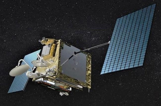 A OneWeb Low Earth Orbiting Satellite (PRNewsfoto/SatixFy,OneWeb)