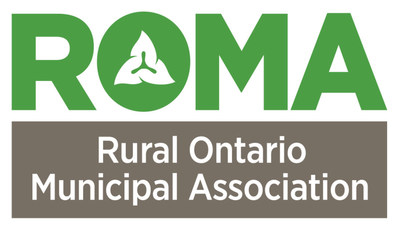 ROMA logo (CNW Group/Rural Ontario Municipal Association)