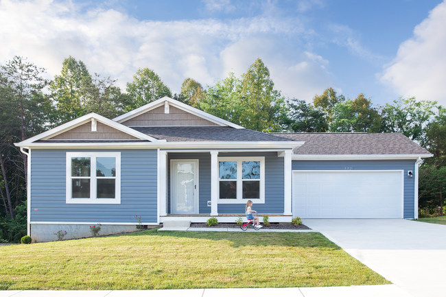 Today's off-site built homes offer beautiful, stylish floor plans at an attainable price range for homeowners of all walks of life.