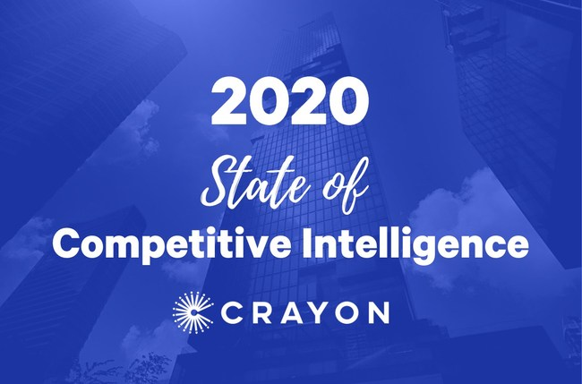 Download the full report at www.crayon.co/state-of-competitive-intelligence