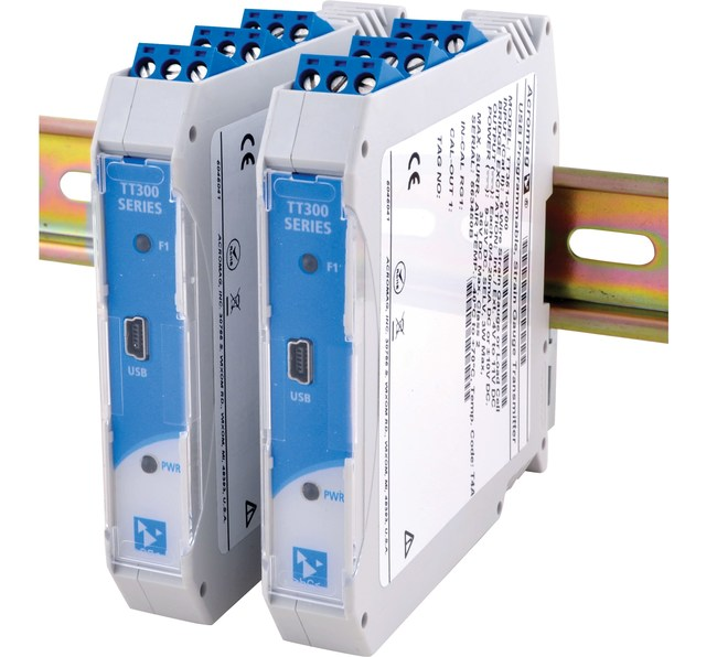 Acromag TT351 Strain Gauge Load Cell Transmitters