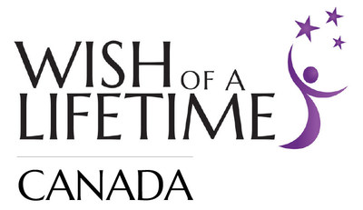 Wish Of A Lifetime Canada™ (CNW Group/Chartwell Retirement Residences)