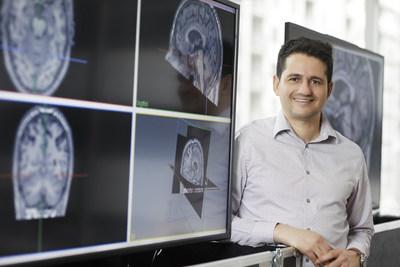 Le professeur Ismail Ben Ayed, chercheur à l'ÉTS, figure dans le top 5 mondial quant au nombre de publications ayant pour sujets Image segmentation, Pixels et Interactive segmentation. (Groupe CNW/École de Technologie Supérieure)