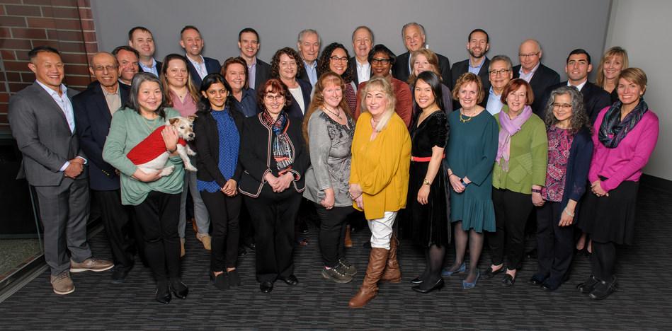 The Viridian Advisors Team - 2020