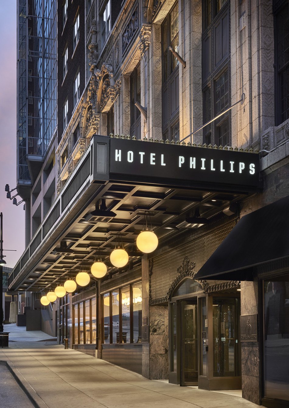 The historic Hotel Phillips--located in the heart of downtown Kansas City--selects Velociti to bring the restored treasure into the 21st century after its 1931 opening.