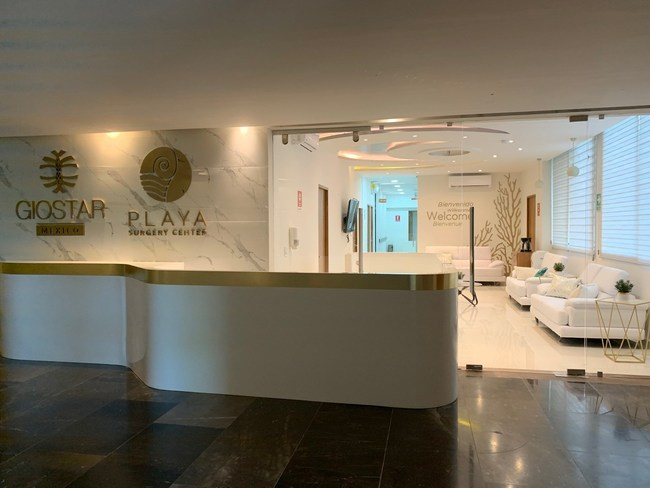 GIOSTAR Cancun Riviera to offer cutting-edge therapy in beautiful vacation destination