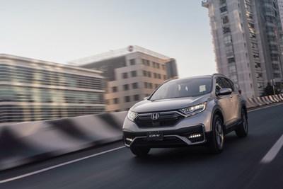 Con estilo audaz, sofisticado y potencia ampliamente reconocida, llega a México Honda CR-V en su versión 2020