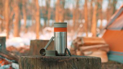 Wacaco推出首款使用真空压力冲泡咖啡的便携式咖啡机Pipamoka