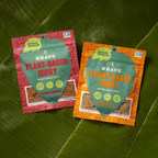 KRAVE Rings In 2020 With New Plant-Based Jerky And Pork Rinds