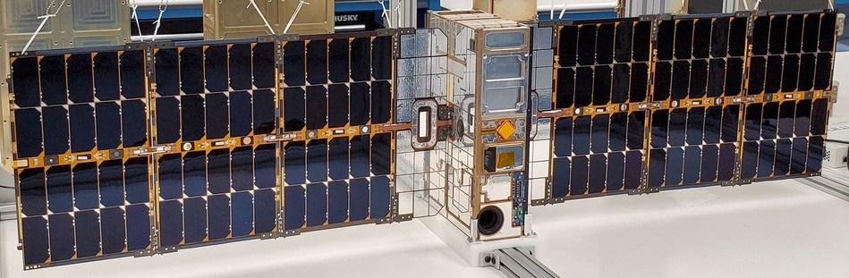 Tyvak-0129 6U Nanosatellite Featuring TRL 9 Next-Generation Spacecraft Technologies