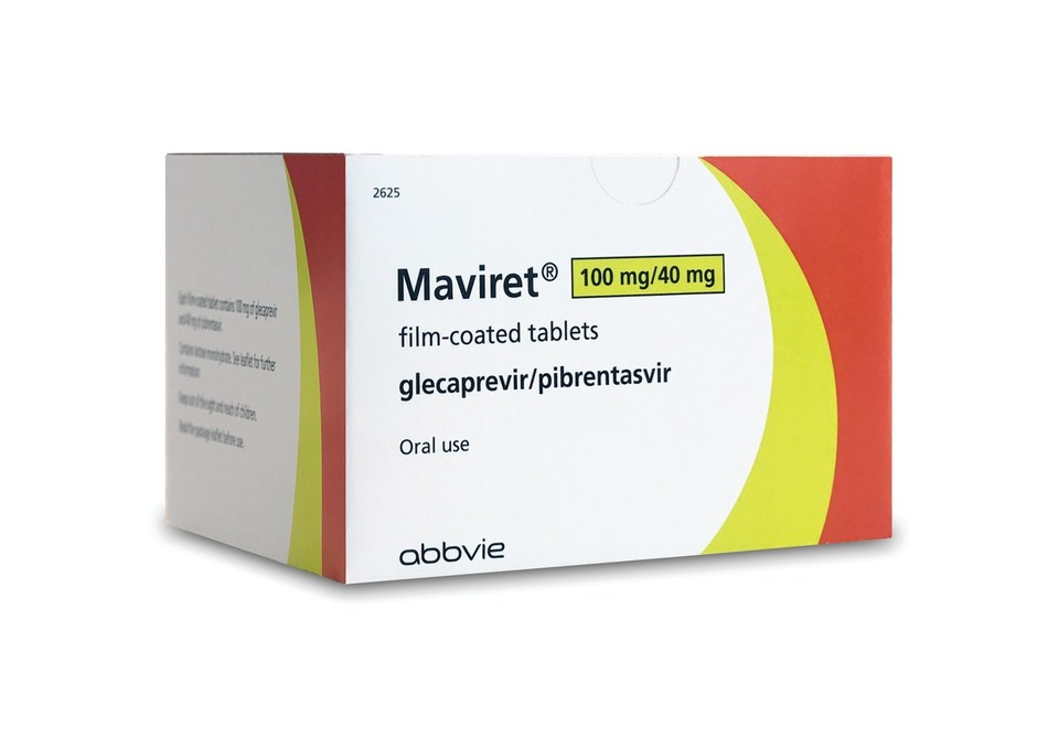 Maviret (CNW Group/AbbVie Canada)