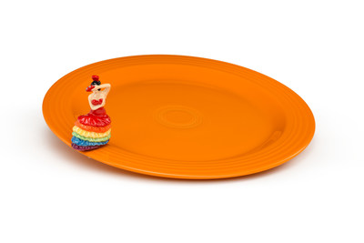 Fiesta Dinnerware Introduces New 2020 Color Butterscotch
