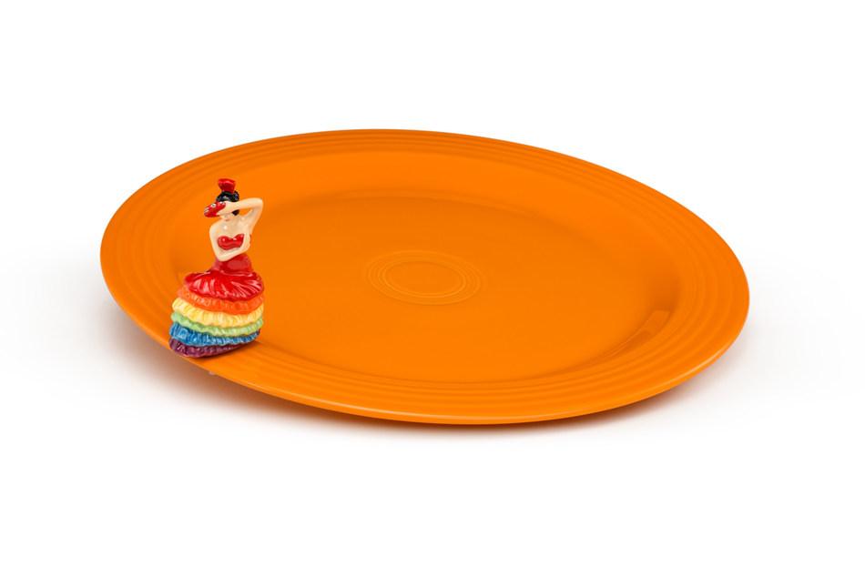 Fiesta Dinnerware Introduces New 2020 Color Butterscotch