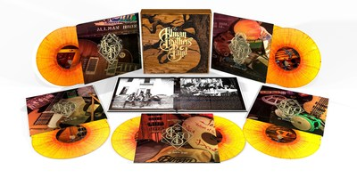 """The Allman Brothers Band career retrospective, """"Trouble No More: 50th Anniversary Collection,"""" will be releasing February 28 via Island Mercury/UMe to pay tribute to the 50th anniversary of the pioneering Southern rock legends and their incredible body of work."""