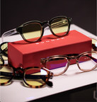 """GUNNAR Optiks Expands Fashion-Forward Eyewear Lineup With Launch Of Modern And Stylish """"Emery"""" Blue Light Blocking Glasses"""