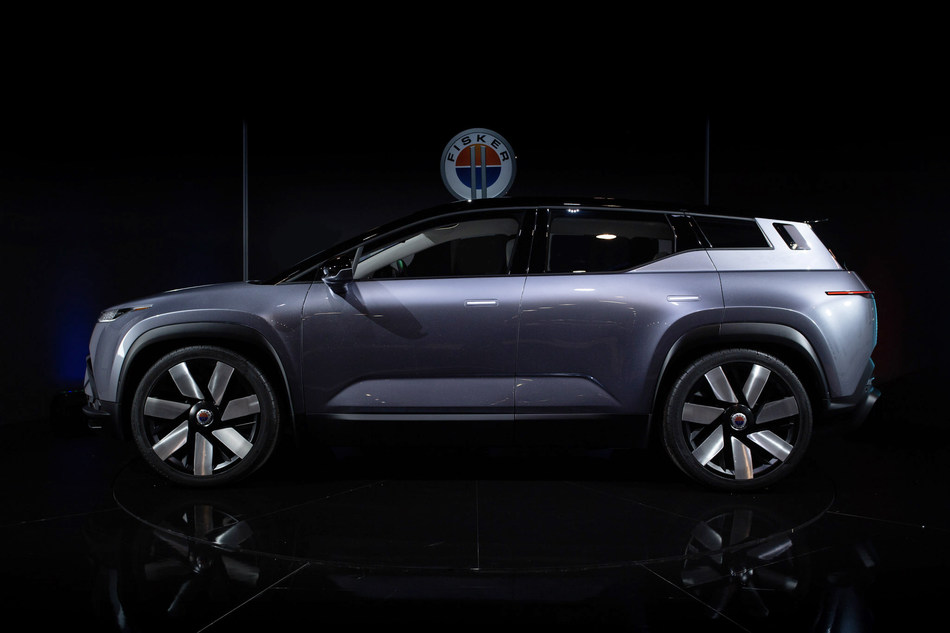 The Fisker Ocean all-electric luxury SUV unveiled at CES 2020: Full purchase option starting at $37,499 (U.S.) MSRP - $29,999 after U.S. tax credit; flexible lease starting at $379 (U.S.) per month with all maintenance and service included. The world's most sustainable vehicle will be truly global - with more than 1 million vehicles projected to be produced between 2022 and 2027.