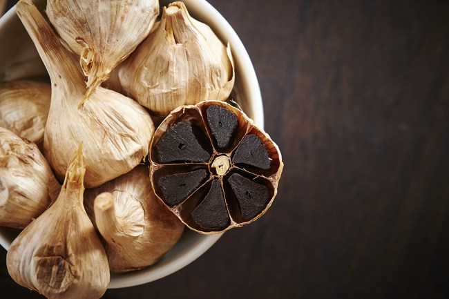 Aged Black Garlic Goes Functional