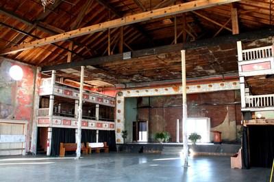 Dreamland Ballroom photo courtesy of Abandoned Arkansas