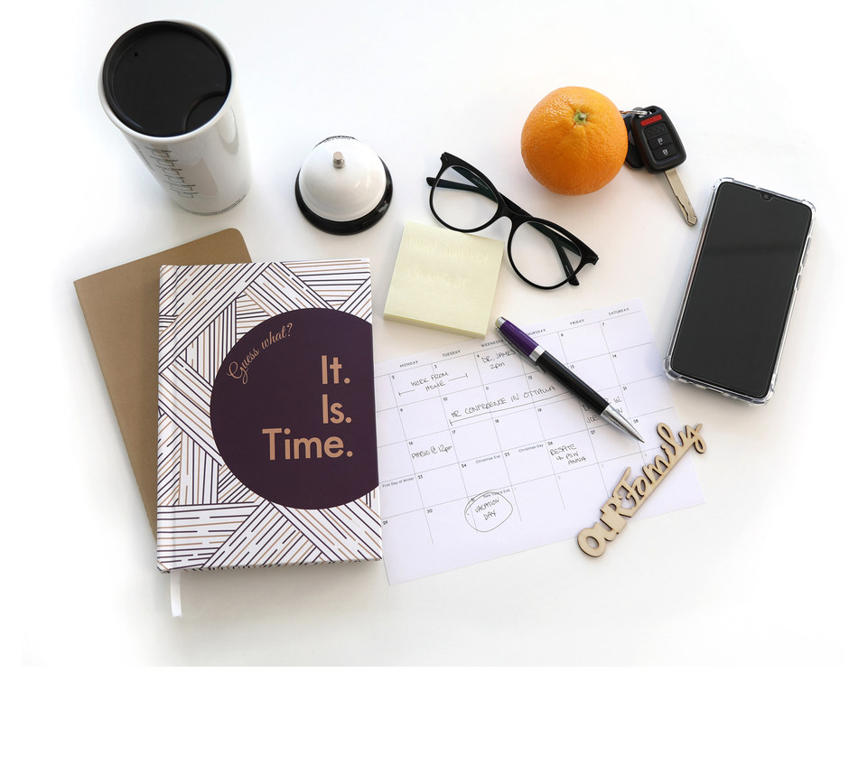 The It.Is.Time. Journal helps family caregivers to gain control and feel better. (CNW Group/SE Health)