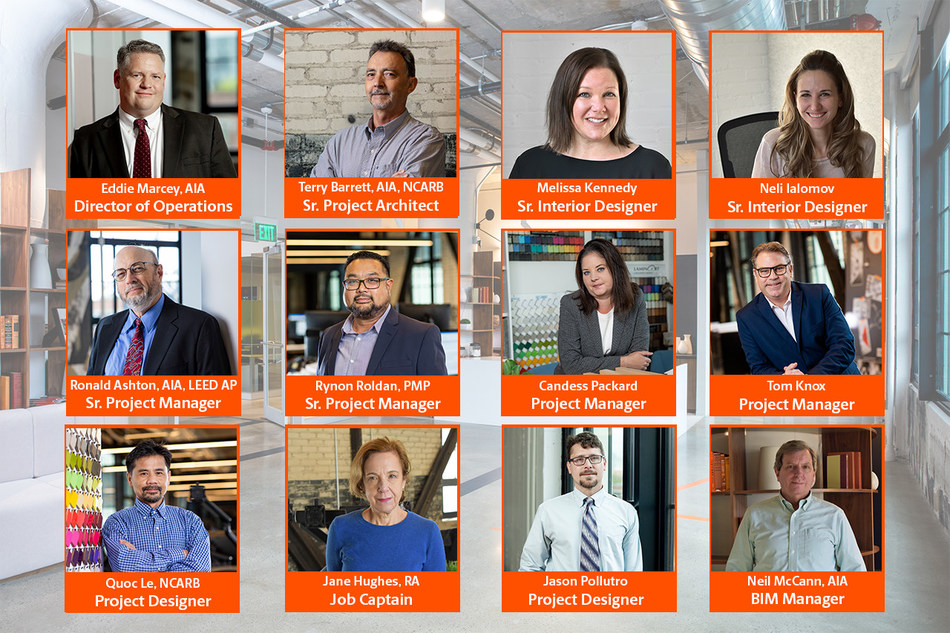TRIA, a partner-led architecture firm with a focus on designing unique spaces for science, technology, and corporate clients, is pleased to announce it has expanded its staff with the hiring of 12 new employees.