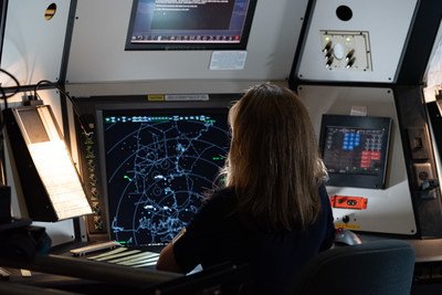 STARS receives radar data and flight plan information and presents the information to air traffic controllers on high resolution, color displays, which allows controllers to monitor, control and accept hand-off of air traffic.