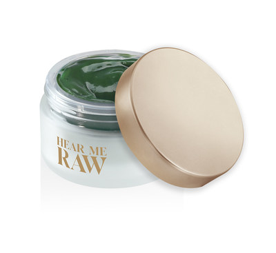 HEAR ME RAW is a new line of super effective, multi-purpose skincare that's powerful, natural, sustainable and beautiful.