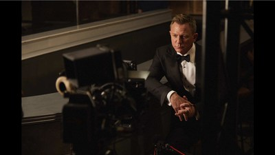 Daniel Craig features in the latest Heineken Ad in the lead up to James Bond's No Time To Die.
