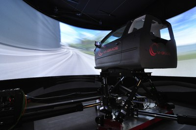 Goodyear is adding a dynamic driving simulator from VI-grade to enhance its product development capabilities.