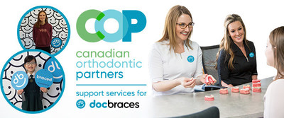 Canadian Orthodontic Partners (CNW Group/The Canadian Orthodontic Partners)