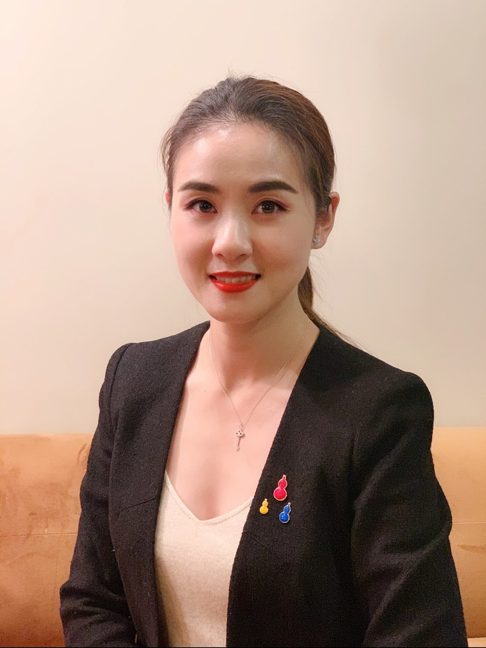 Ran Ju, PhD, APR (CNW Group/Canadian Public Relations Society)