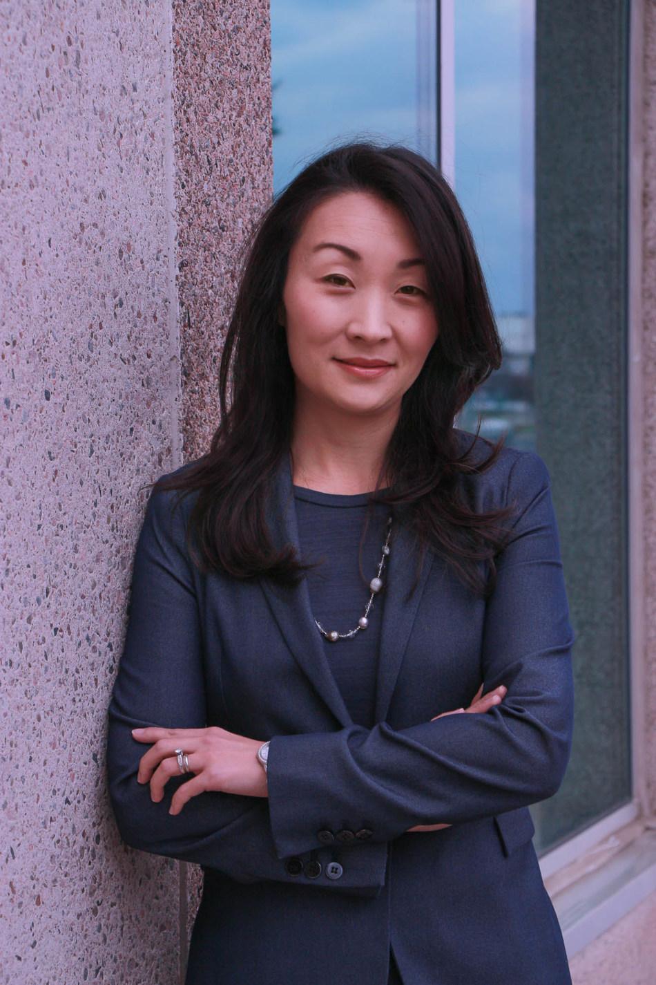Julia Rim Shepard, MCM, APR (CNW Group/Canadian Public Relations Society)