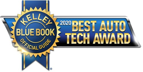 Kelley Blue Book named the 2020 Best Auto Tech Award winners, honoring new models with the most advanced infotainment, convenience and active safety features at a great value to car buyers. This year's winners are the 2020 Hyundai Sonata and the 2020 Mercedes-Benz GLE.