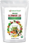 Z Natural Foods Announces New Organic Superfood Fusion Blend