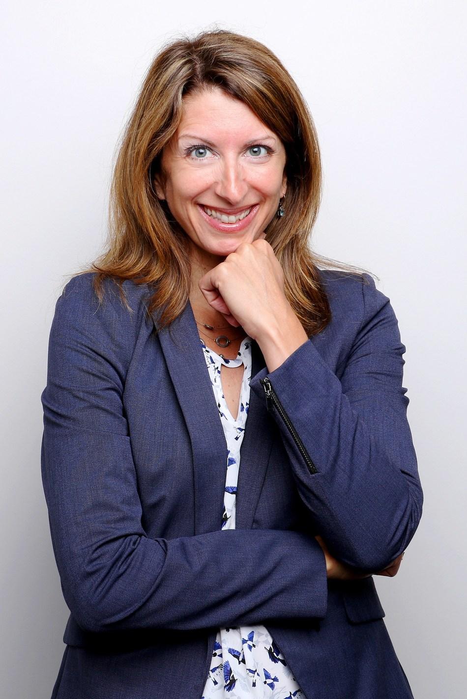 Sophie Charette, PRP, ARP (Groupe CNW/Société canadienne des relations publiques)