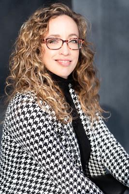 Julie Lavigne, MSc, PRP, ARP (Groupe CNW/Société canadienne des relations publiques)