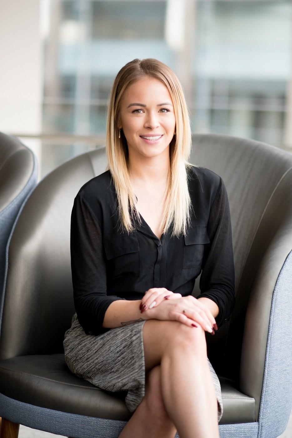 Samantha Peck, ARP (Groupe CNW/Société canadienne des relations publiques)