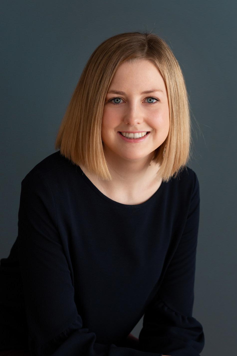 Amara Heppell, ARP (Groupe CNW/Société canadienne des relations publiques)
