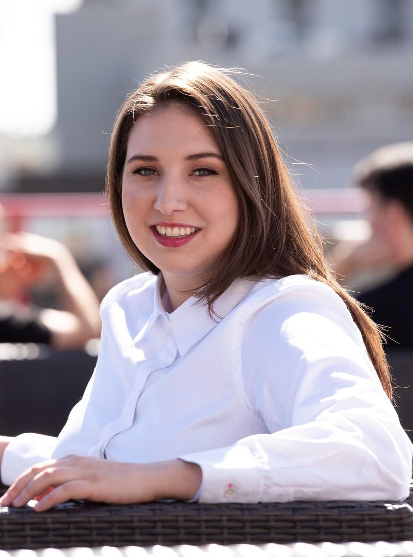 Monica Eden Rossa, MSc, ARP (Groupe CNW/Société canadienne des relations publiques)