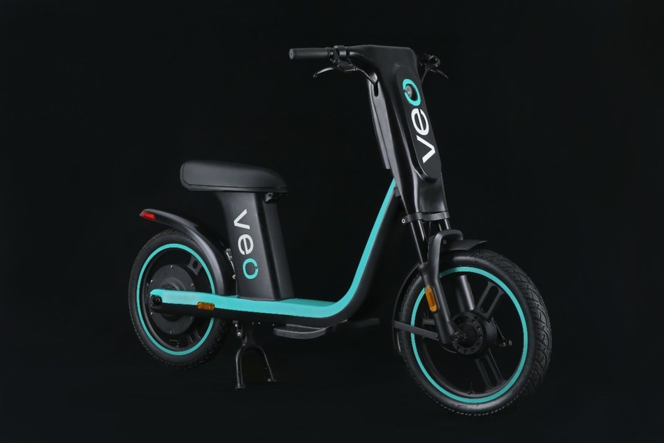 Veo Cosmo by VeoRide unveiled as 2020's most exciting innovation in the micromobility movement
