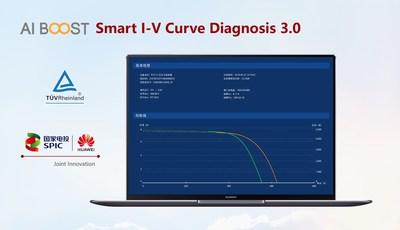 Huawei FusionSolar with Optimal LCOE Popularizes New Energy in MEA-Smart I-V (PRNewsfoto/Huawei)