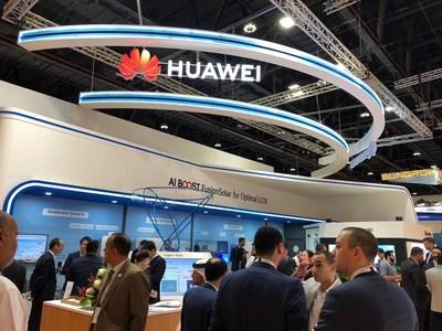 Huawei FusionSolar con LCOE óptimo populariza la nueva energía en el Medio Oriente y África (PRNewsfoto/Huawei)